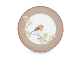 Plate Early Bird Khaki 21 cm