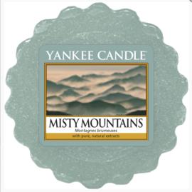 Misty Mountain tart