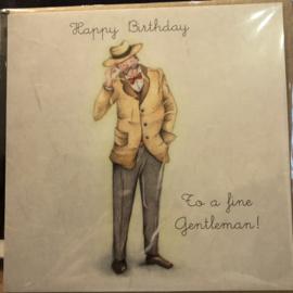 Happy Birthday, to a fine gentleman!