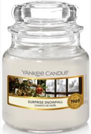Suprise Snowfall small jar