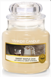 Sweet Maple Chai medium jar