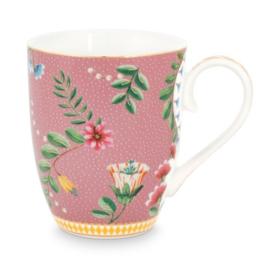 Mug large La Majorelle Pink