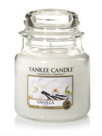 Vanilla medium jar