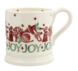 Joy Trumpets mug  1/2 pint