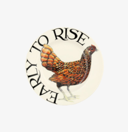 Rise & Shine Plate 6,5 inch