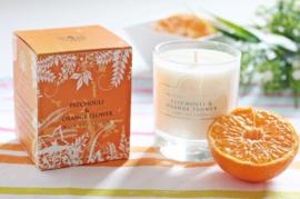 Patchouli & Orange Flower geurkaars 170 gr