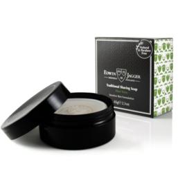 Natural Traditional Shaving soap 65gr incl. box Aloe Vera