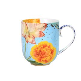 Mug large Royal Flowers 325 ml