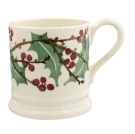 Winterberry mug 1/2 pint