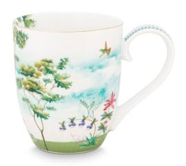 Jolie Heron XL mug 450ml