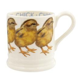 Chick mug 1/2 pint