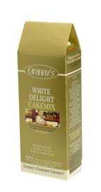 White delight cakemix