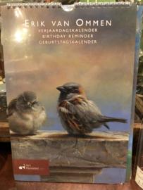 Kalender Vogels, Erik van Ommen