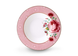 Soup Plate Rose Pink 21,5 cm