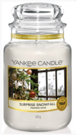 Suprise Snowfall large jar