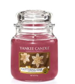 Glittering Star medium jar