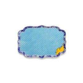Tray Royal blue 26 x17,5 cm
