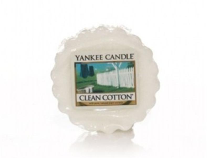 Clean Cotton tart