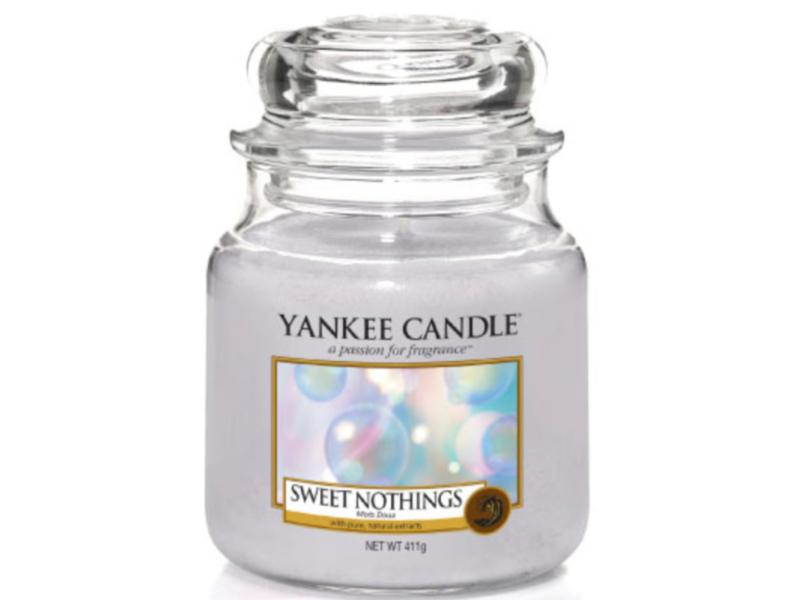 Sweet Nothings medium jar