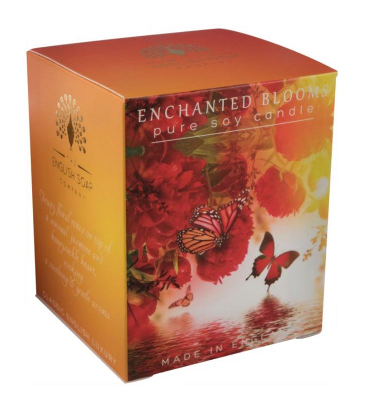 Enchanted Blooms geurkaars 170 gr