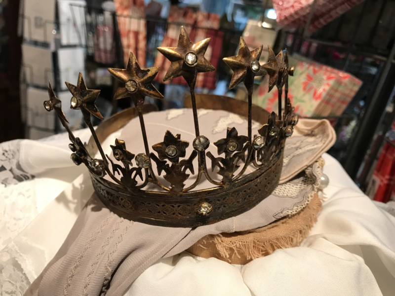 Fonkelnieuw Kroon | Brocante | DE 3de KAMER, brocante & cadeaus EO-57