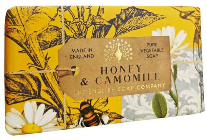 Honey & Camomile zeep 190 gr