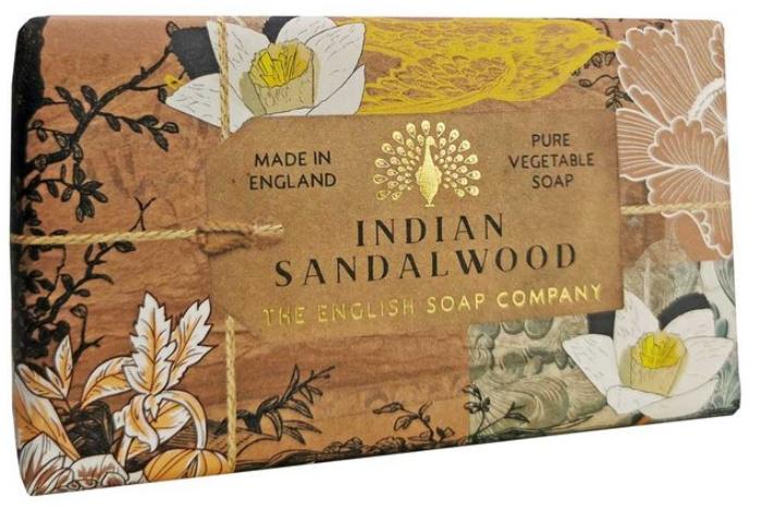 Indian Sandalwood  zeep 190 gr