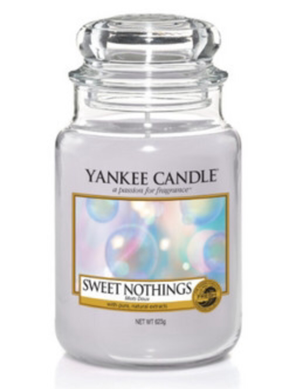 Sweet Nothings large jar