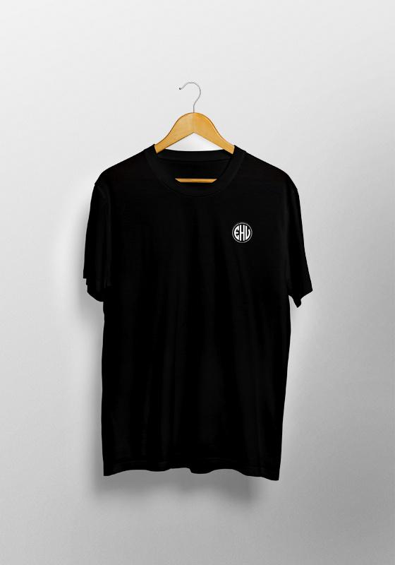 Eindhoven borduursel T-shirt