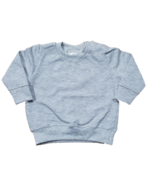 Sweater | Verfstreep + naam