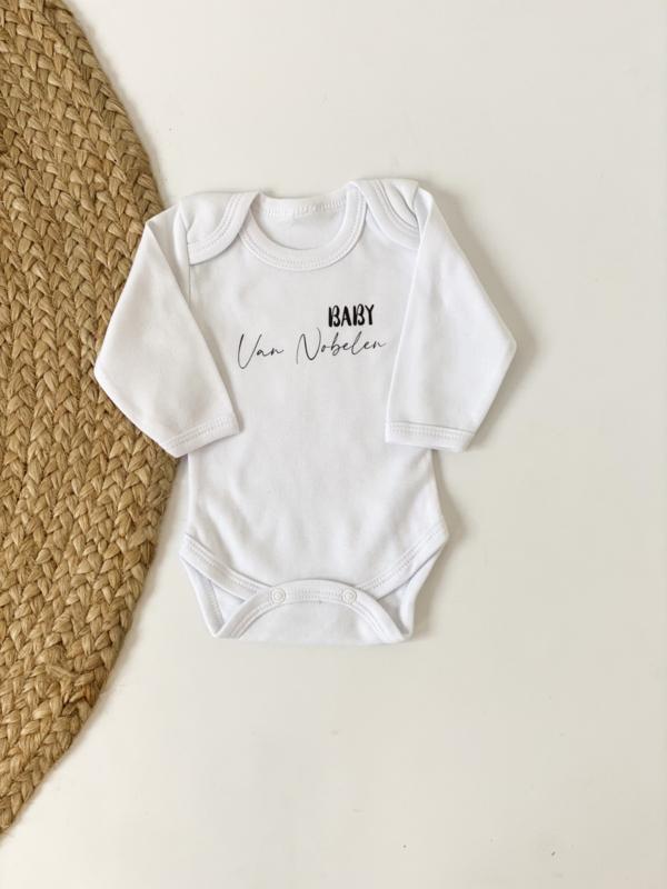Romper | Baby (naam)