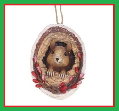 Xmas Forest Animal Mouse