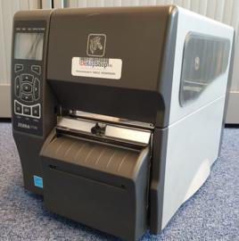 Zebra printer ZT230 - 300dpi, serial, usb, 10/100 + cutter - used