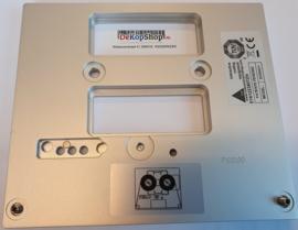 Zodiac / Videojet  cassette plate