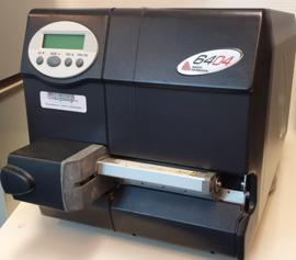 Avery 6404 met cutter en I/O , gebruikte printer