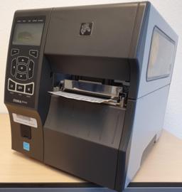 Zebra printer ZT410  203dpi  basic - gebruikt