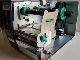 Toshiba-Tec B-SX5T gebruikte labelprinter basic  300dpi