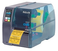 CAB printer Squix4.3-200dpi