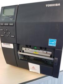 Toshiba B-EX4T1 -200dpi gebruikte printer met verwarmingselement