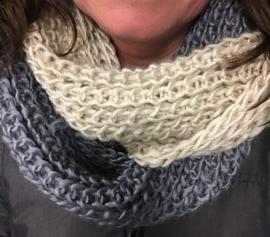 Lekkere warme winter sjaal