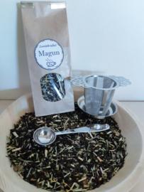 Magun - lentekriebel - bio-zwarte thee 75 gr