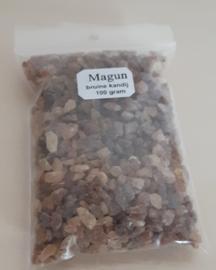 100 gram bruin kandijgruis