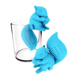 Squirrel Shape Silicone Tea Infuser