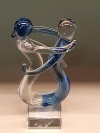Glassculptuur