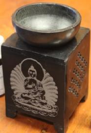 Olieverdamper, Boeddha