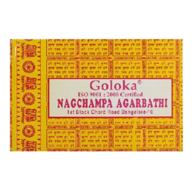 Goloka Nagchampa kegels/cones 10st