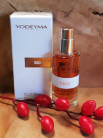 Red eau de parfum 15 ml