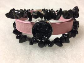 Onyx armband set