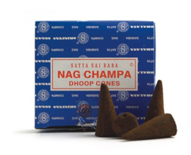Nag champa kegeltjes