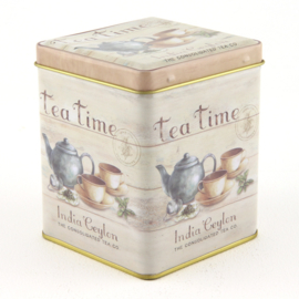 Theeblikje - Tea Time